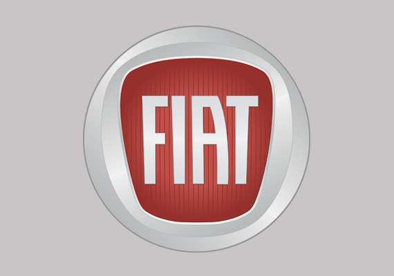 The history of Fiat began many years ago, at the dawn of Italian industrialization in which the company has always played a leading role. Fiat has decided to create a new brand logo: strong yet essential, it perfectly sums up the brand's new philosophy and historic continuity, through a modern reinterpretation of the famous shield that graced Fiat cars between 1931 and 1968. Click here to visit <a href='http://fiat.mu/'>website</a>.